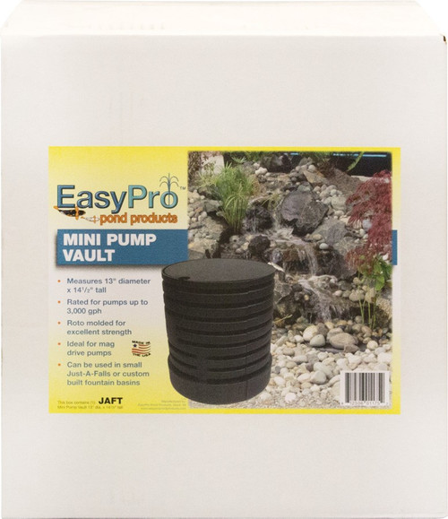 EasyPro Minature Pump Vault - up to 3000 gph