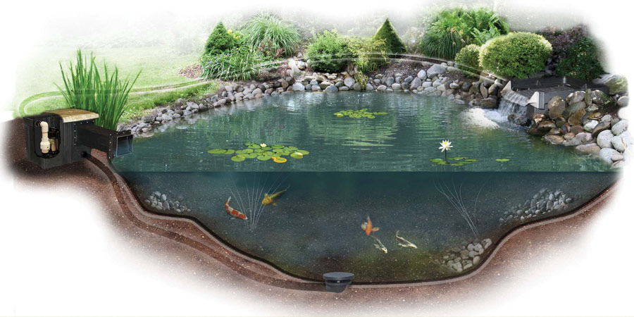 EasyPro Pond Kits - Get Started Today