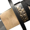 CS88ABW, Damascus Gold Lion Wakizashi by Cold Steel Inc., Free Shipping, MSRP ($749.95)