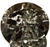"PBZM, Black Zebra Marble 8"" Plate by Nature's Expression, Free Shipping, MSRP ($42.00)"