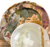 PROM, Rainbow Onyx 8 Plates by Nature's Expression, Free Shipping, MSRP ($42.00)