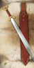 SH2370, Celtic Sword by Hanwei Forge, Free Shipping, MSRP ($300.00), 5166 Forged High Carbon Steel Blade