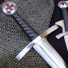IP602, Brookhart Templar Sword by Legacy Arms & Generation 2, Free Shipping, MSRP ($279.00), 5160 High Carbon Steel Blade