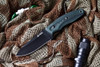 KK0230, Urban D2 with Black Titanium by Kizlyar Supreme Knives, Free Shipping, MSRP ($145.00)