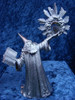 FA65, Wizard Of The Crystal Light by Perth Pewter, Free Shipping, MSRP ($85.00), FA-Series Fantasy Pewter Figurine