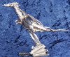 S233, Flying Dragon by Perth Pewter, Free Shipping, MSRP ($45.00), S-Series Large Fantasy Pewter Figurine
