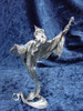 S276, Wizard From The Magic Mist by Perth Pewter, Free Shipping, MSRP ($65.00), S-Series Large Fantasy Pewter Figurine