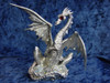 S264, Dragon's Nest by Perth Pewter, Free Shipping, MSRP ($125.00),  S-Series Large Fantasy