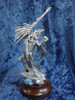 LE29, The Spirit of the Night Wind by Perth Pewter, Free Shipping, MSRP ($275.00), Limited Edition Pewter Figurine