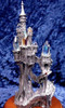 LE18, Castle of the Magic Dragon by Perth Pewter, Free Shipping, MSRP ($285.00), Limited Edition Pewter Figurine
