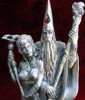 LE30, Binding by Perth Pewter, Free Shipping, MSRP ($325.00), Limited Edition Pewter Figurine