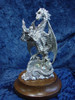LE33, Noble Hatchling by Perth Pewter, Free Shipping, MSRP ($375.00), Limited Edition Pewter Figurine
