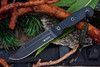 KK0017, Maximus AUS 8 Titanium Coating by Kizlyar Supreme Knives, Free Shipping, MSRP ($152.00), Steel