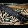 KK0077, Survivalist Z D2 with Black Titanium by Kizlyar Supreme Knives, Free Shipping, MSRP ($255.00)