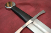 SH2405, Early Medieval Sword by Hanwei Forge, Free Shipping, MSRP ($345.00), 5160 Forged Marquenched Spring Steel