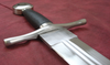 SH2372, River Witham Sword by Hanwei Forge, Free Shipping, MSRP ($290.00), Forged High Carbon Steel Blade