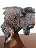 LEGENDS, BUFFALO BUST by Legends, Free Shipping, MSRP ($350.00)