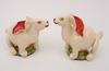 The Ardmore Collection Rabbit Salt and Pepper Shakers by Zawadee, Free Shipping, MSRP ($247.00)