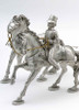 N 5 Pair of horses 2nd Row of the Sedan by Les Estain Du Prince, Free Shipping, MSRP(548.14)