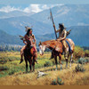 From Days Past -Unframed by Martin Grelle-Wall Art, Free Shipping, MSRP ($1,800.00)