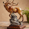 Clarion, Elk Imago Sculpture by Western Wildlife Art, Free Shipping, MSRP ($150.00)