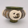 Pangolin Bowl by The Ardmore Collection, Free Shipping, MSRP($1441.99)
