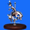 Goofy's Carousel Ride by Hudson Creek, Free Shipping, MSRP($199.99)