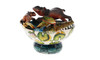 Hippo Bowl by The Ardmore Collection, Free Shipping, MSRP($1,263.00)