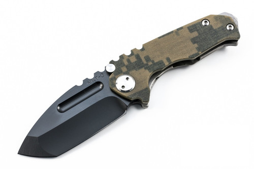 MD45, Micro Praetorian G Digital, by Medford Knife and Tools, Free Shipping, MSRP ($767.95), D2 Steel Blade