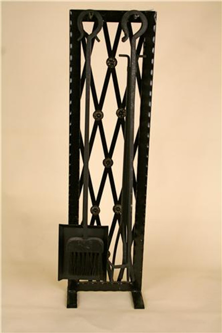 RT018, Lattice Hand Crafted, by RahTec, Free Shipping, MSRP ($500.00), 5 pcs. Painted Steel Toolset