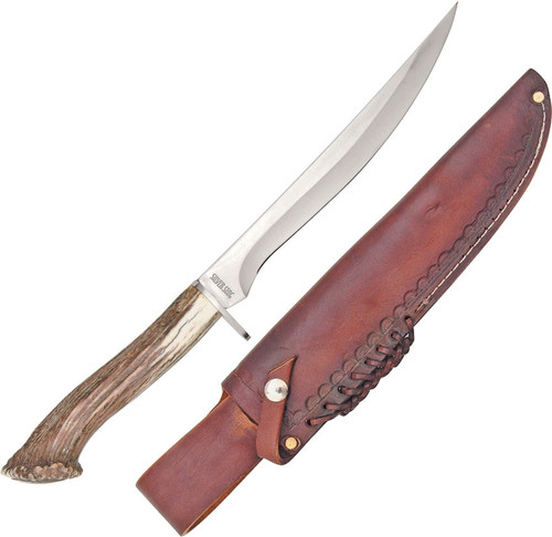 SV1118, Alaskan Camper Knife by Silver Stag Knives, Free Shipping, MSRP ($219.00), D2 Tool Steel