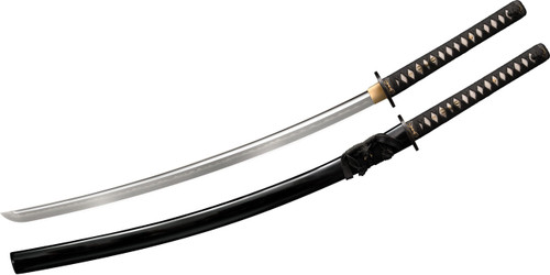CS88PK, Damascus Seagal by Cold Steel Inc., Free Shipping, MSRP ($1,099.95), Signature Katana