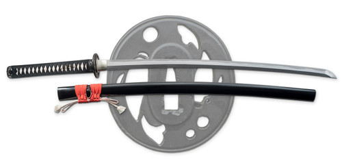 SD35180, Kohaku Katana by Dragon King Swords, Free Shipping, MSRP ($879.00) Forged T10 Blade