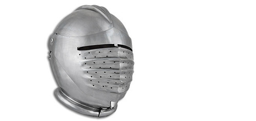 AB1364, Large 16G Maximillian Helm by SAY, Free Shipping, MSRP ($179.00)