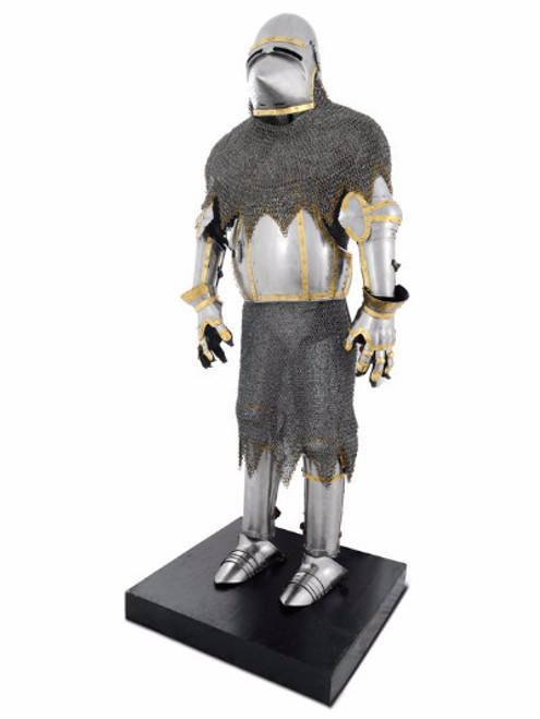 AB0072, Churburg Suit of Armour 16G by Get Dressed For Battle (GDFB), Free Shipping, MSRP ($2,149.00)