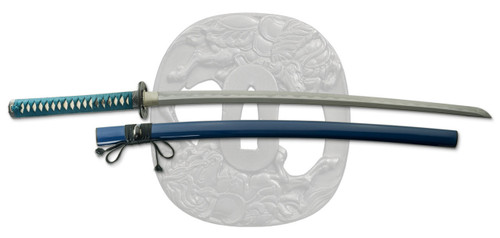 SD35350, War Horse Katana by Dragon King Swords, Free Shipping, MSRP ($499.00), Forged T10 Steel