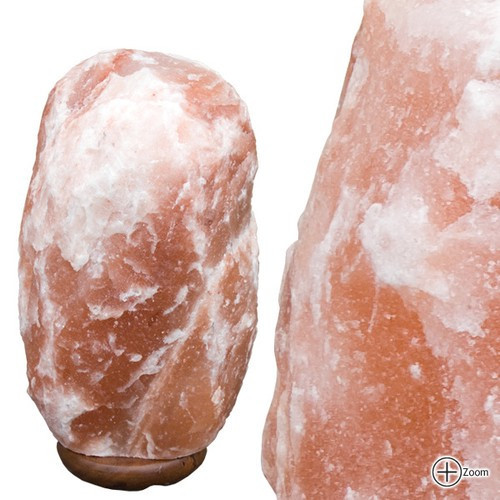 STLGT, Himalayan Salt Natural Giant Lamp by Nature's Expression, Free Shipping, MSRP ($135.00)