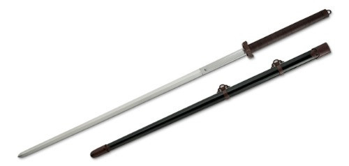 SD13790, Taotie Jian Longsword by Dragon Kings Swords, Free Shipping, MSRP ($729.00), 5160 Steel