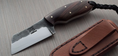 KC4018, Vannak V Utility Knife by Citadel Knives & Swords, Free Shipping, MSRP ($175.00), DNH7 Steel
