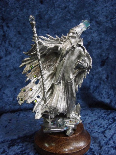 LE24, Spirit Of The North Wind by Perth Pewter, Free Shipping, MSRP ($285.00), Limited Edition Pewter Figurine