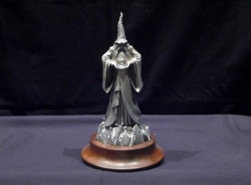 LE03, Magic Master by Perth Pewter, Free Shipping, MSRP ($300.00), Limited Edition Pewter Figurine