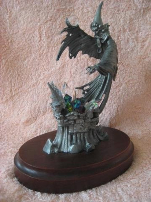 LE23, Blasting Of The Dark Tower by Perth Pewter, Free Shipping, MSRP ($400.00), Limited Edition Pewter Figurine