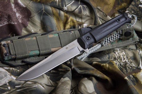 KK0004, Alpha D2 Steel by Kizlyar Supreme Knives, Free Shipping, MSRP ($174.95),  With Satin Finish
