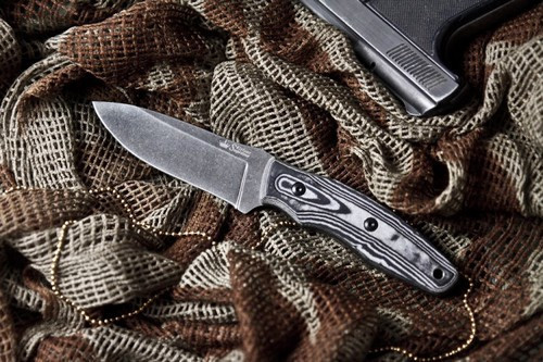 KK0229, Urban AUS 8 Stone Washed by Kizlyar Supreme Knives, Free Shipping, MSRP ($122.00)