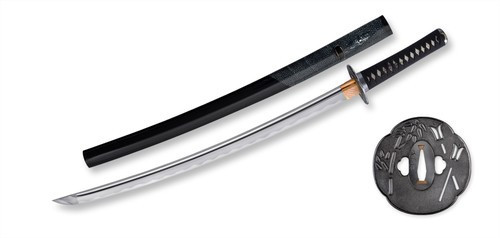 SC4015, Bamboo Wakizashi by Citadel Knives & Swords, Free Shipping, MSRP ($2,379.00), 1075 High Carbon Steel Blade