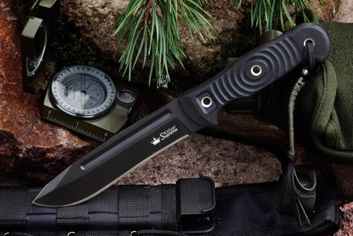 KK0019, Maximus D2 With Titanium Coating by Kizlyar Supreme Knives, Free Shipping, MSRP ($170.00)