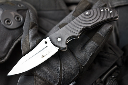 KK0156, Bloke Z 440C Satin Finish by Kizlyar Supreme Knives, Free Shipping, MSRP ($92.00)