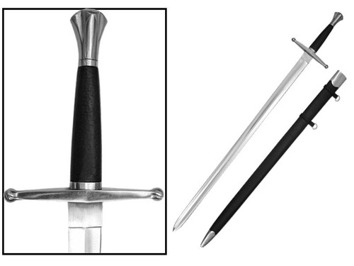 SH2366, War Sword by Hanwei Forge, Free Shipping, MSRP ($290.00), 5160 Forged High Carbon Steel Blade
