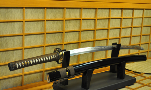 TJ 1070, The Samurai Katana by SkyJiro Forge, Free Shipping, MSRP ($249.00), High Carbon Steel W/ Double Imitation Steel