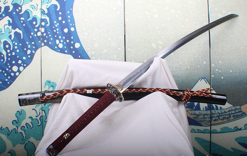 KOROKO Katana Oroshigane by SkyJiro Forge, Free Shipping, MSRP ($3,747.00), Hand Forged And Folded Steel